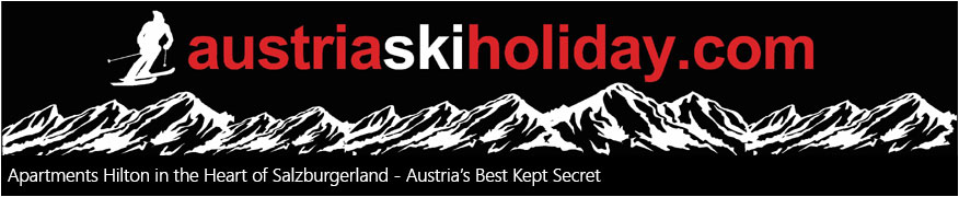 Apartments Hilton in the heart of Salzburger - Austria's best kept secret